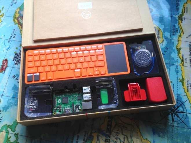 Kano Computer kit boxed