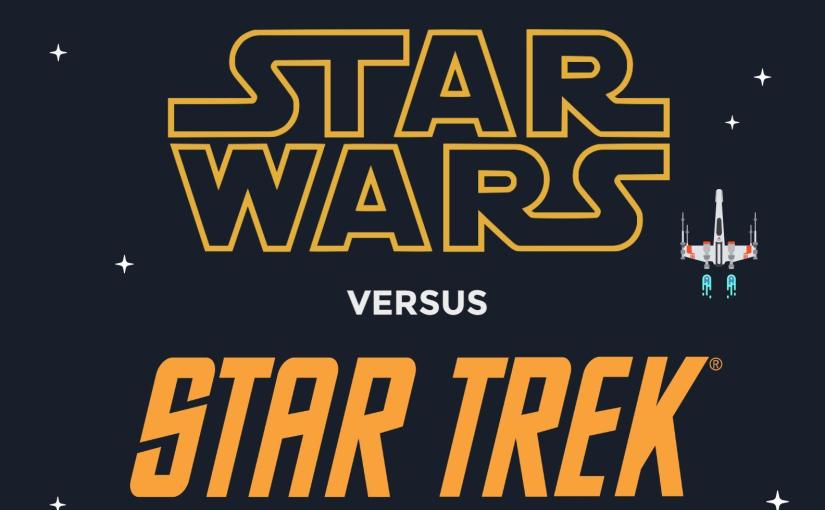 What's Better: Star Wars or Star Trek? There's an Infographic For That