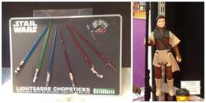 AMERANG Lightsaber Kotobukiya chopsticks Giant Leia Kenner figure