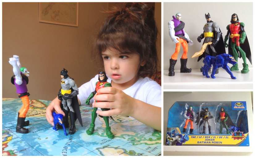 Review: Batman Unlimited Toys