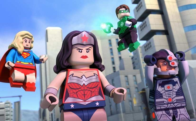 Comic Book Movies For Kids? Check Out the LEGO DC Superheroes Collection