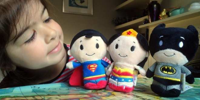 Superman Plush Toy, Batman Plush Toy, Wonder Wonder Plush Toy, Justice League Plush Toys