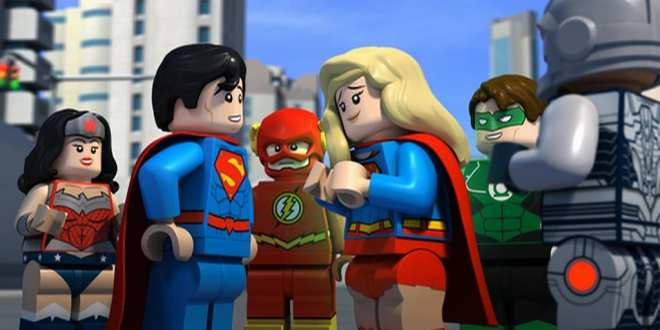 LEGO DC's Justice League- Cosmic Clash