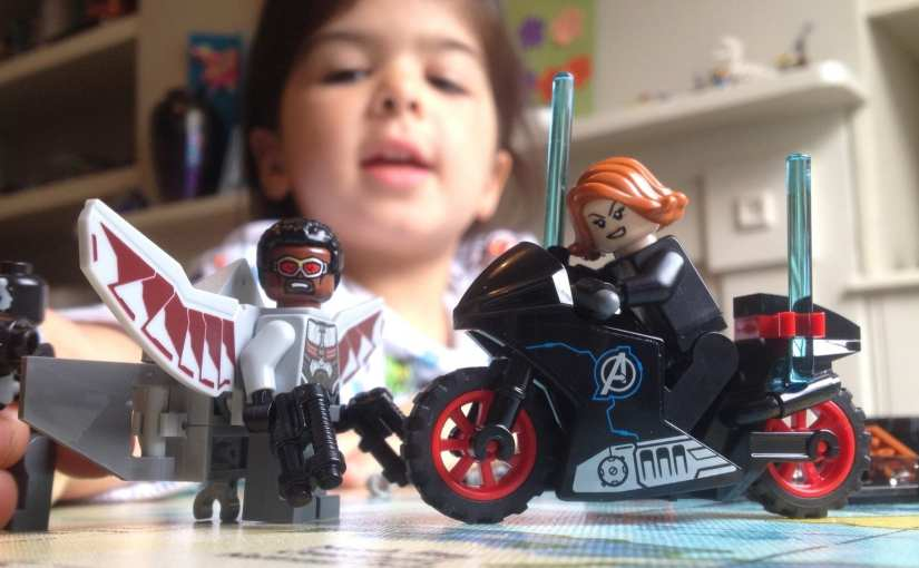 LEGO Marvel Super Heroes – Crossbones' Hazard Heist Set Review