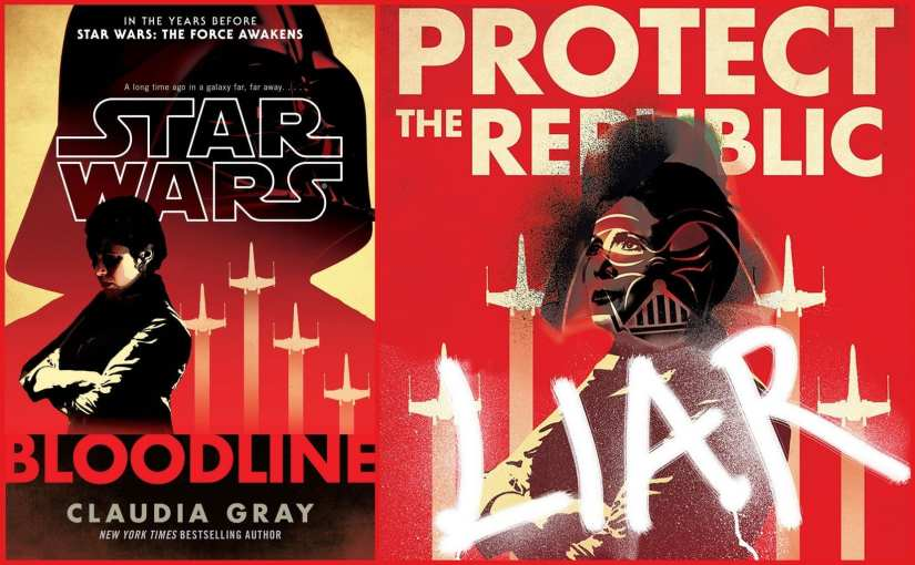 Review – Star Wars: Bloodline by Claudia Gray