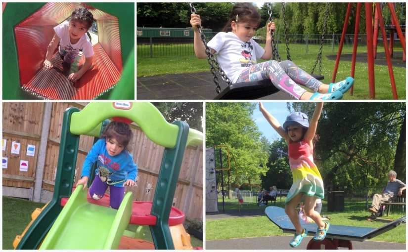 Encouraging Physical Play in Girls (and Boys)