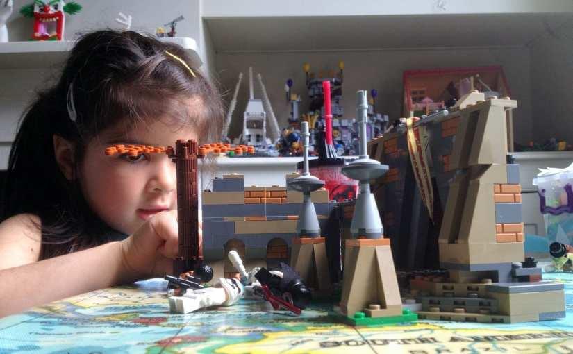LEGO Star Wars: Battle on Takodana (75139) review