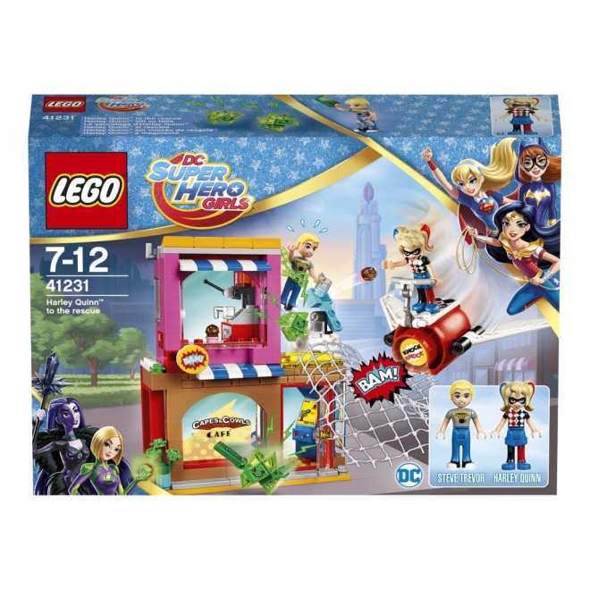 Harley Quinn DC Super Hero Girls LEGO