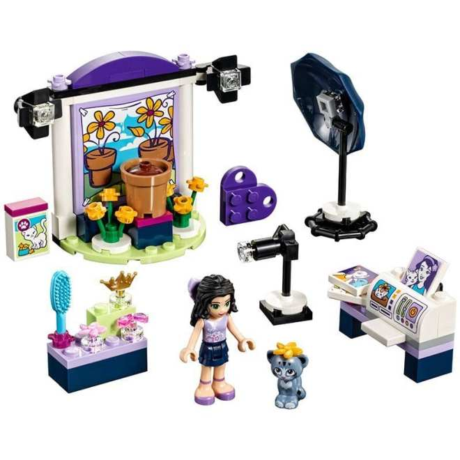 LEGO Friends 41305 Emma's Photo Studio Building Toy