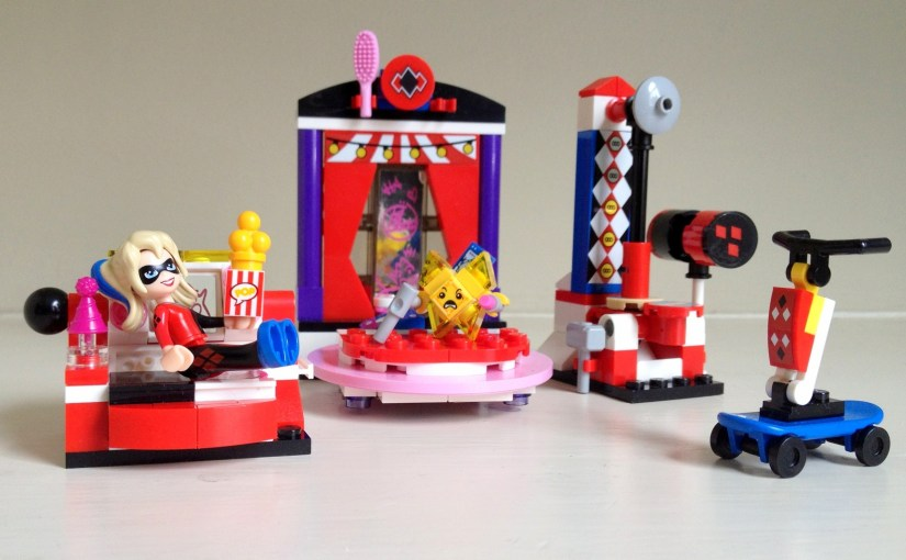Harley Quinn Dorm - LEGO DC Super Hero Girls 41236
