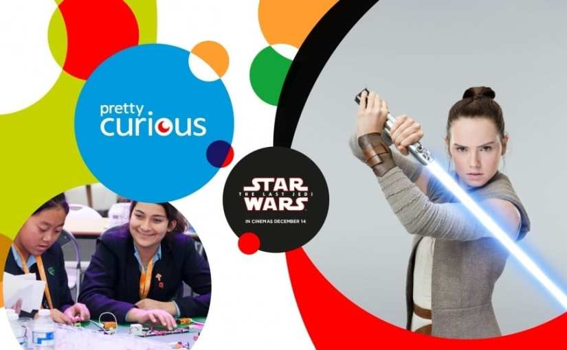 EDF Energy using Star Wars to encourage girls into STEM