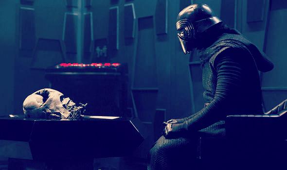 Kylo Ren Vader Mask