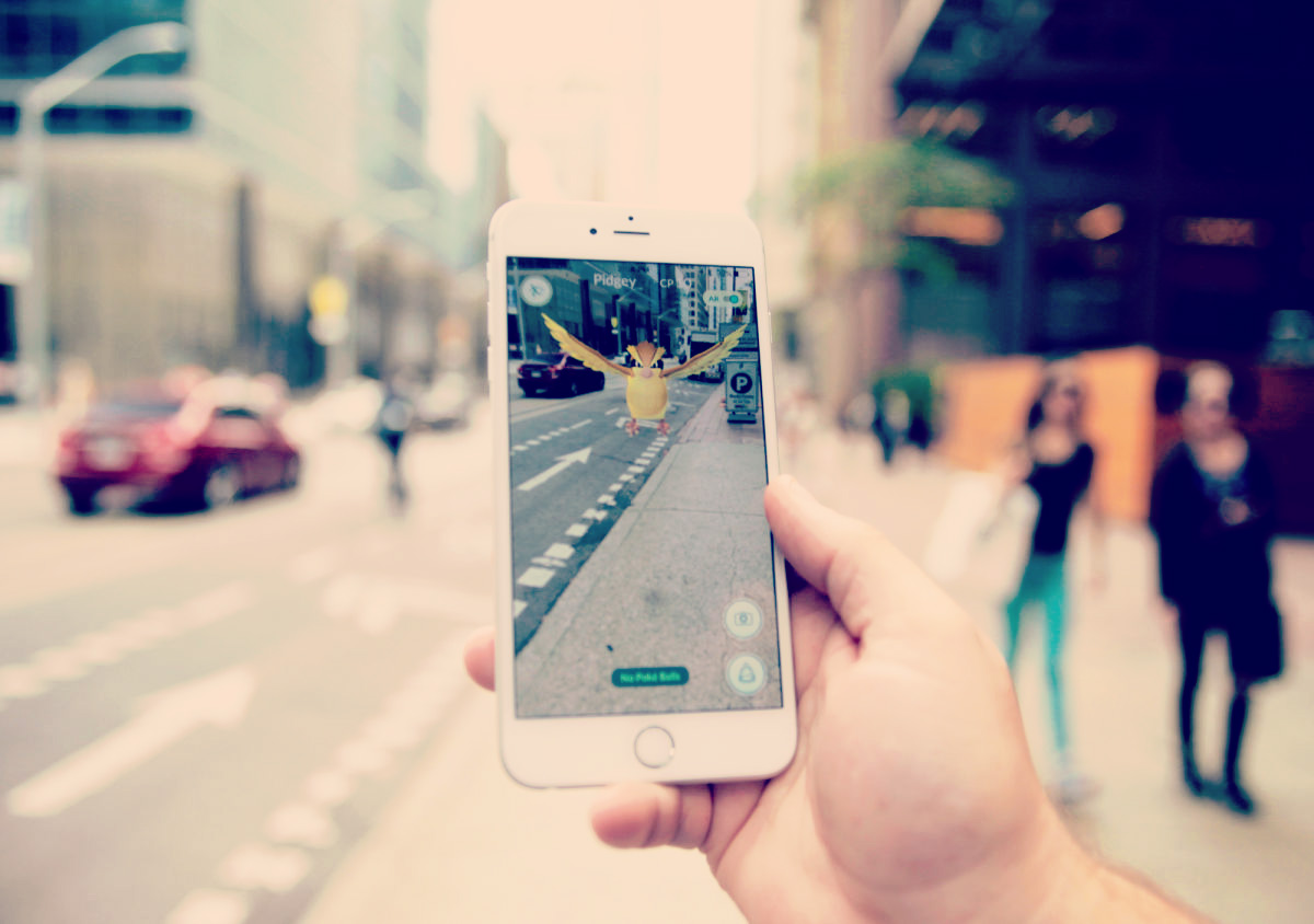 Pokemon Go Apple iPhone