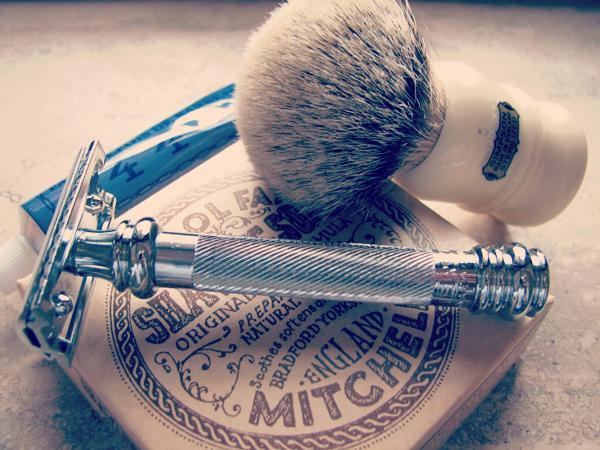 Wet Shaving Kit