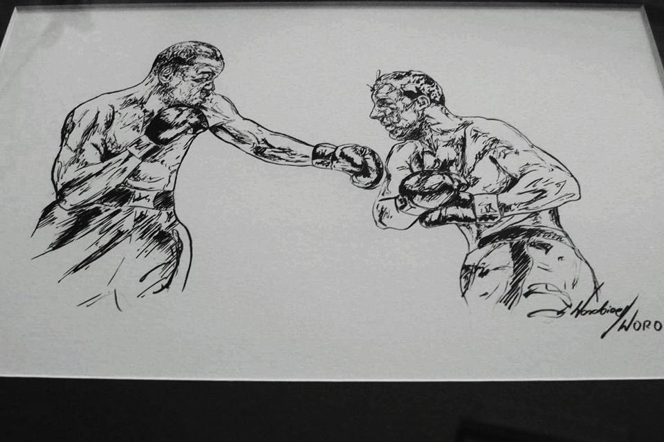 Louis vs Rocky od woro