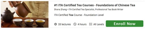 ITA Certified Tea Courses