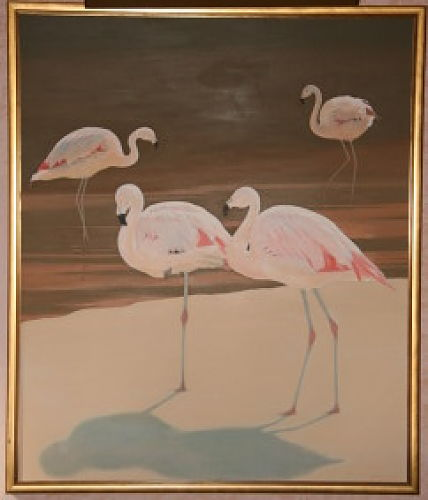ralph-courtie-flamingos