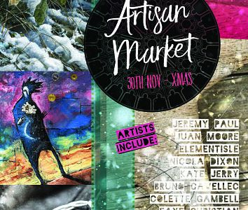 Artisan Market at The Isle Gallery