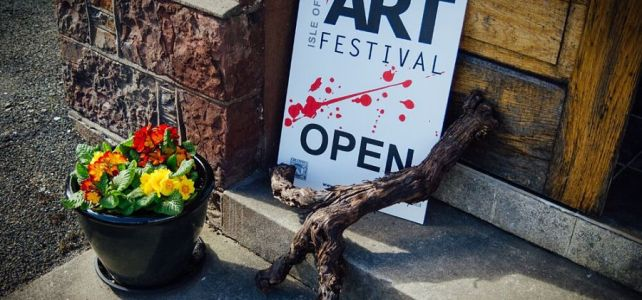 A creative date for your diary: Isle of Man Art Festival 2017
