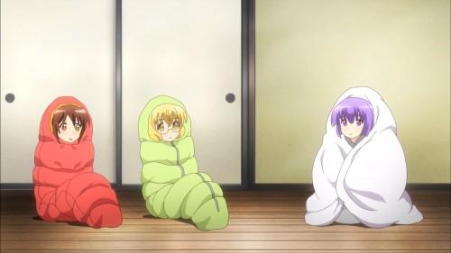 葉子様と照と双葉のパジャマパーティー、三者三葉第10話より