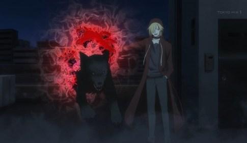狼を召喚する敵
