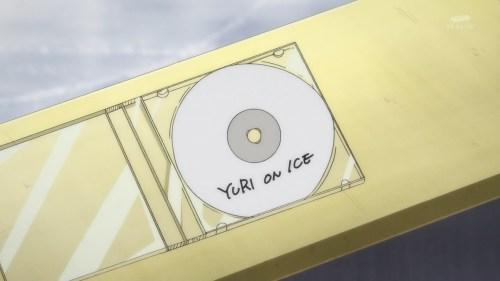 曲名はYURI on ICE(第4話)