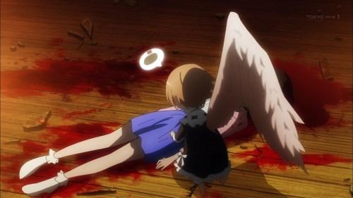 ミナエルと死んだユナエル(第8話画像)
