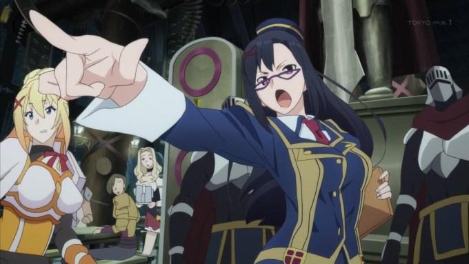 ダクネスとセナ(第1話画像)