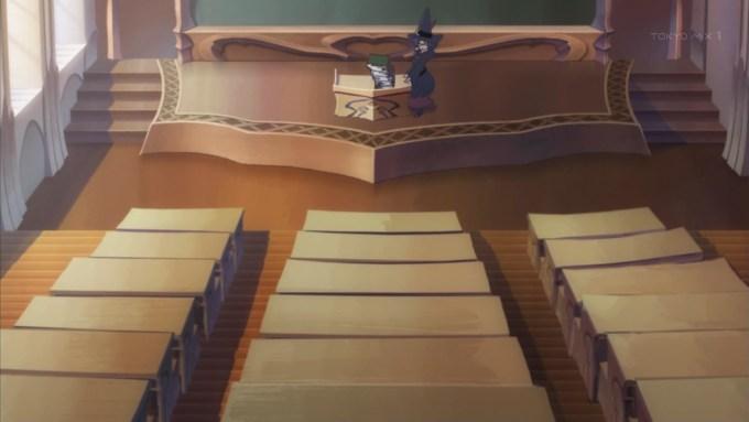 アーシュラ先生(第4話画像)