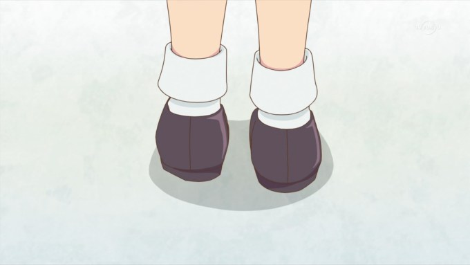 香澄真昼の靴