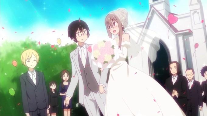 タイヘイと叶の結婚式