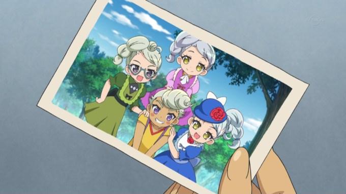 大神田一族の昔の写真