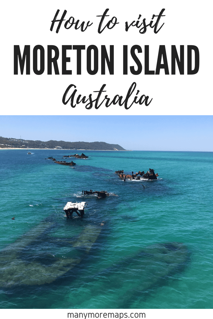 Moreton Island is the best day trip from Brisbane, and includes snorkelling, discovering a shipwreck and sandboarding. There are so many things to do in Moreton Island, Australia, and is also the perfect destination for camping and photography. The beach on Moreton Island is beautiful, the 4wd transport is an exhilarating experience, and dolphins are often spotted off the coast!
