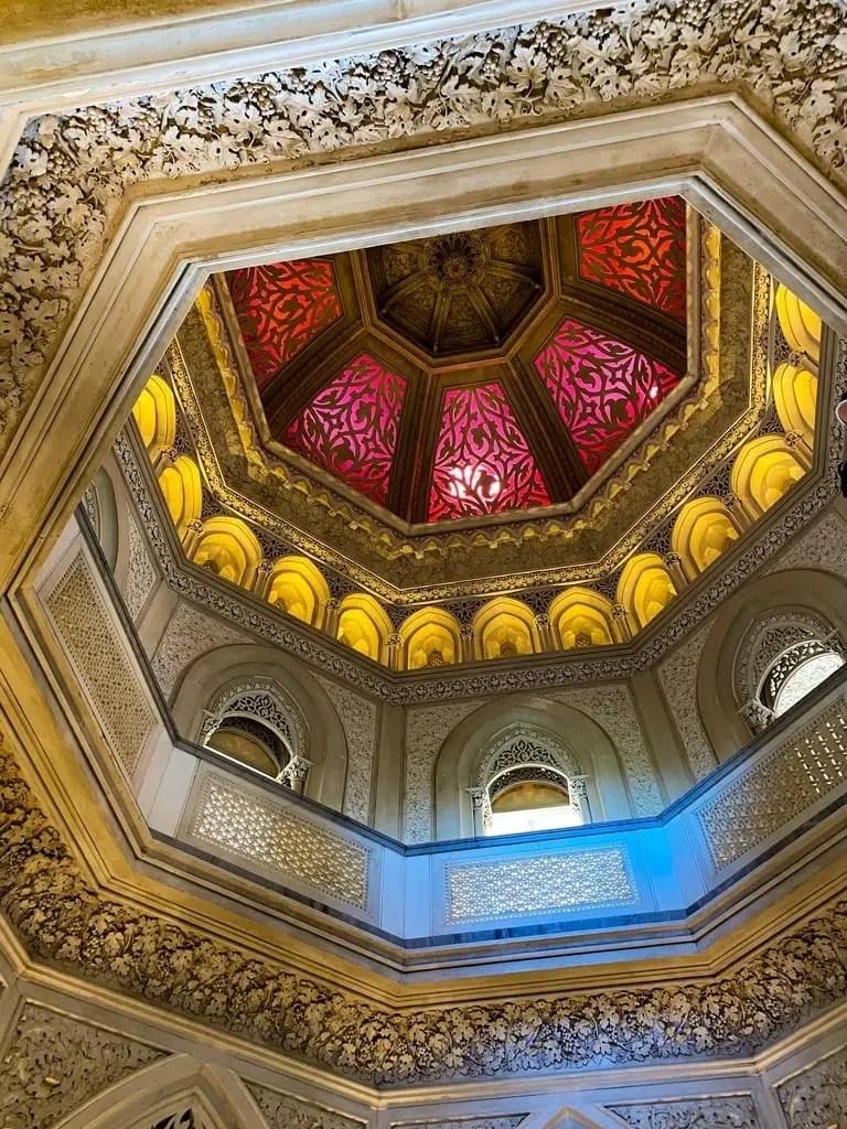 Portuguese architecture in Sintra
