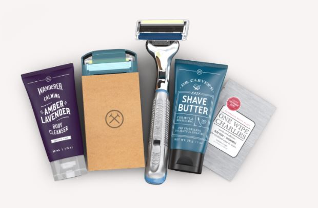 dollar shave club subscription best christmas gifts ideas