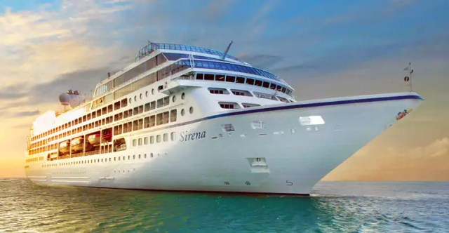 best cruises for couples: oceania cruise lines