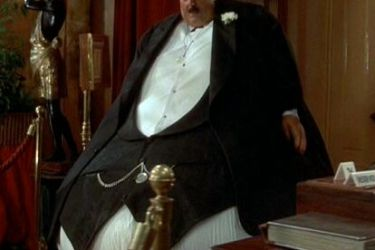 Monty Python's Mr. Creosote. Perhaps leave some for someone else.