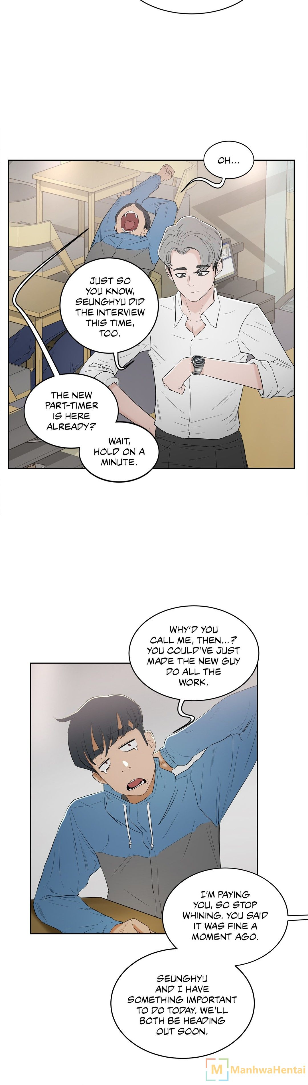 Free Read Sex Comic sex lessons - chapter 5 - manytoon