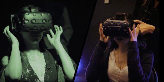 The Nun VR Prank Victim