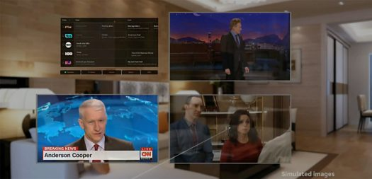 Direct TV Now on Magic Leap