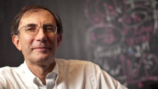 Dimitar Sallelov, professor of Astronomy at Harvard University and director of the Harvard Origins of Life Initiative