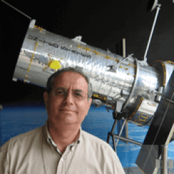 Vladimir Airapetian, research scientist at NASA's Goddard Space Flight Center.