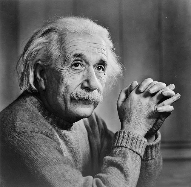 "Einstein gave substantial thought to what he described as ""cosmic religion,"" a spirituality that flows from the work of science."