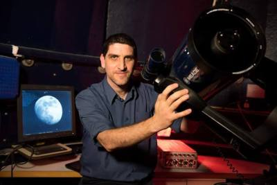 Hagai Perets, an astrophysicist at Technion- Israel Institute of Technology. He has studied rogue planets kicked out of their solar systems, and argues that the possible Planet 9 could have arrived from somewhere other than our solar system.