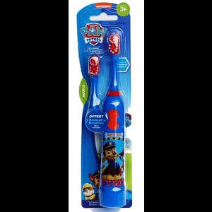 Cepillo dientes eléctrico patrulla canina