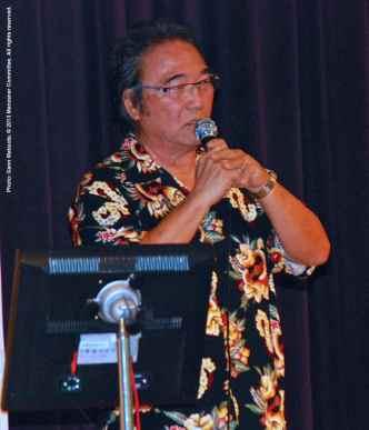 Manzanar Committee's Brian Maeda