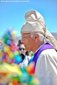 Rev. Alfred Tsuyuki of the Konko Church of Los Angeles