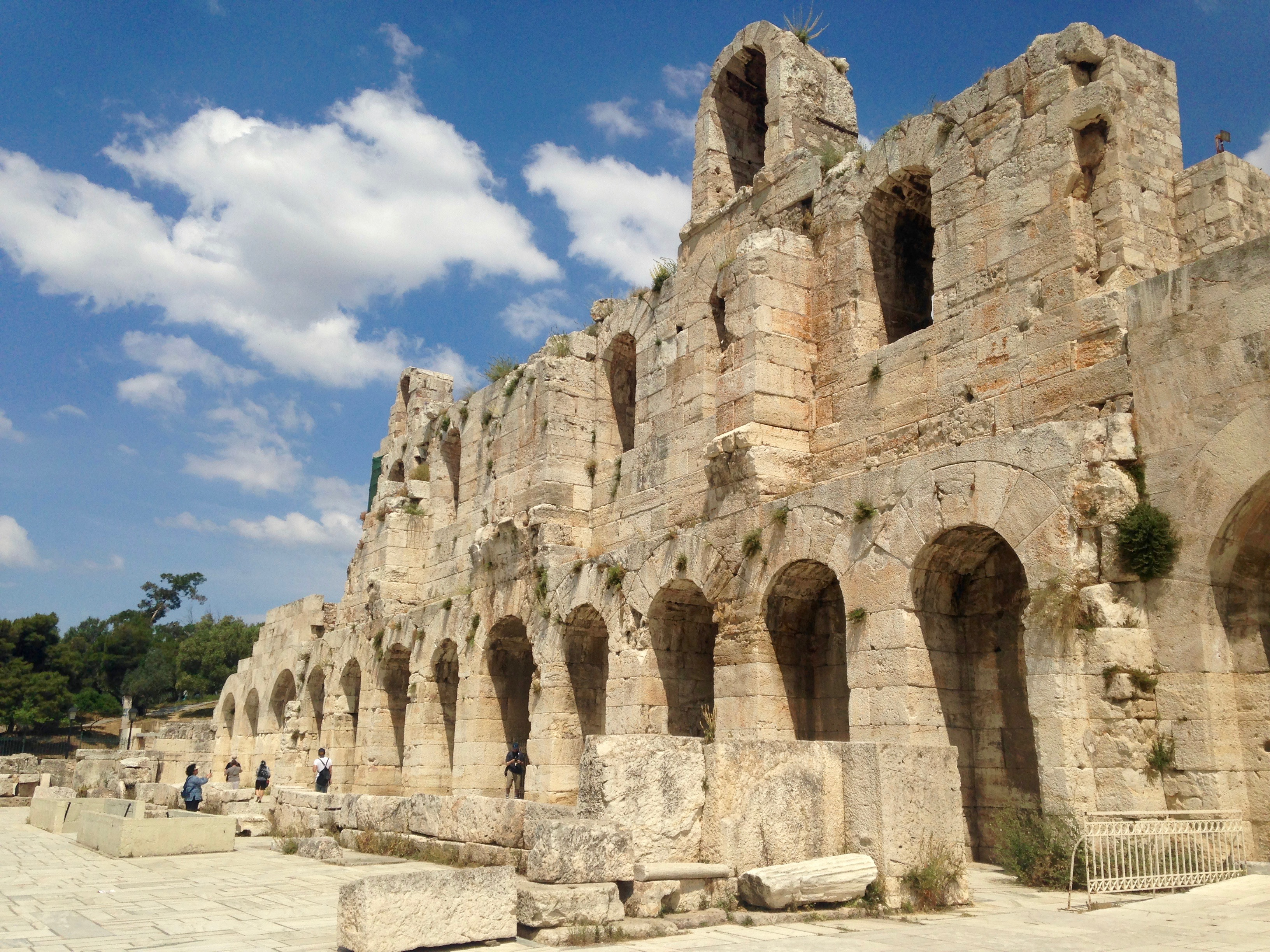 Projekt Erasmus+ Atény 2015 1