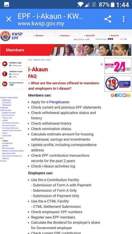 How To Pay EPF KWSP Online By Employer Malaysia
