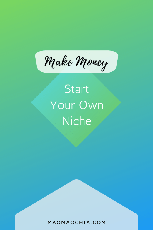 How To Start Your Own Niche site and Start Making Money